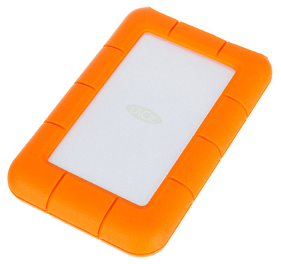 LaCie - Rugged Mini 1TB USB3