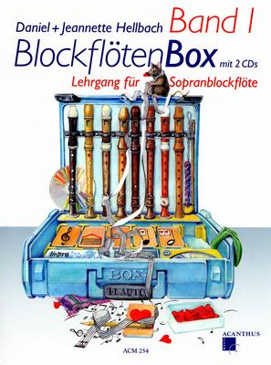 Acanthus Music - BlockflötenBox 1
