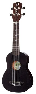 Luna Guitars - Vintage Mahogany Soprano BS