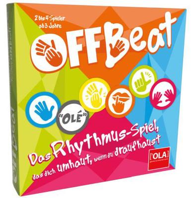 Baff - 'OffBeat' Rhythm Game