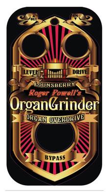 Lounsberry Pedals - OGO-1 Organ Grinder