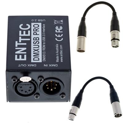 Enttec - DMX USB Pro Interface Bundle