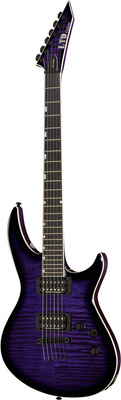 ESP - LTD H3-1000 See Thru Purple SB