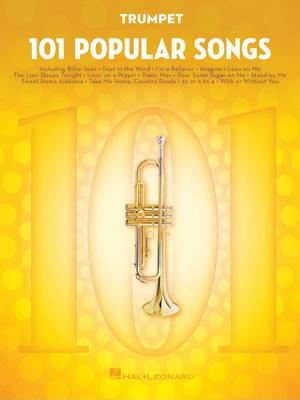 Hal Leonard - 101 Popular Songs Trumpet