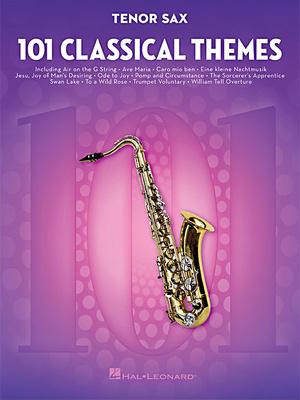Hal Leonard - 101 Classical Themes Tenorsax.