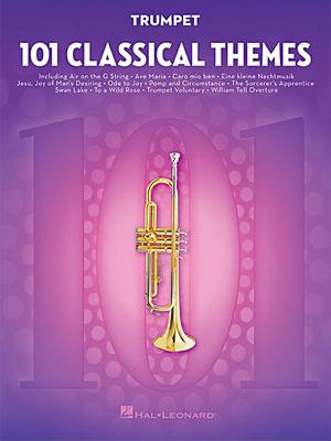 Hal Leonard - 101 Classical Themes Trumpet