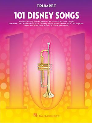 Hal Leonard - 101 Disney Songs: Trumpet