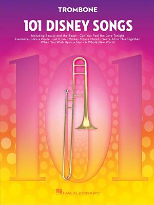 Hal Leonard - 101 Disney Songs: Trombone