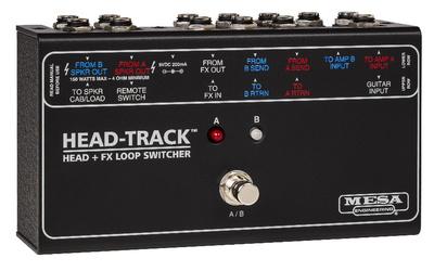 Mesa Boogie - Head-Track