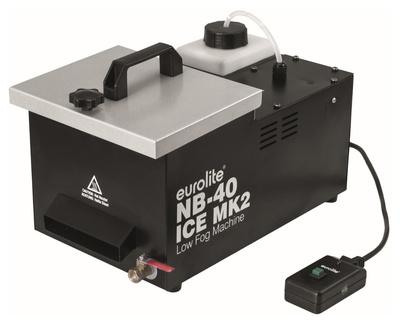 Eurolite - NB-40 MK2 ICE Low Fog Machine