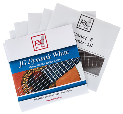 RC Strings - DW 90 Dynamic White