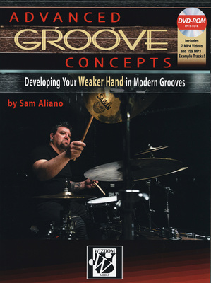 Alfred Music Publishing - Advanced Groove Concepts