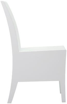 Baff - Cajon Chair White