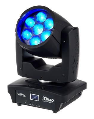 Varytec - Hero Wash 712 Z RGBW Zoom