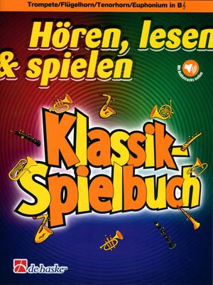 De Haske - Hören Lesen Klassik Trompete
