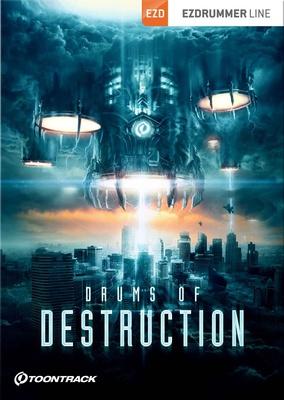 Toontrack - EZX Drums of Destruction