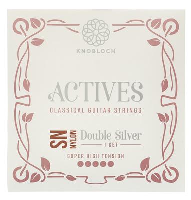 Knobloch Strings - Double Silver Special Nylon600