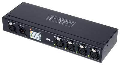 Eurolite - DXT-SP 1in/4out PRO DMX RDM