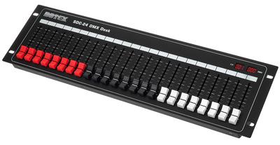 Botex - SDC-24 DMX Desk