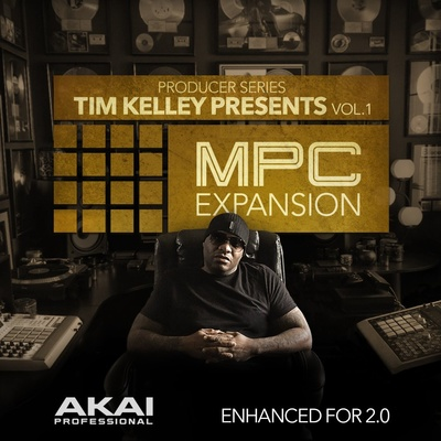 AKAI Professional - Tim Kelley Presents Vol. 1
