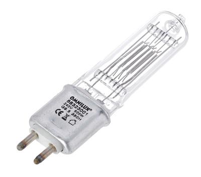 Omnilux - HX600 GKV240V/600W G-9,5 250h