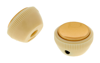 Allparts - Hofner-Style Tea Cup Knobs