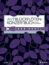 Schott - Altblockflöten-Konzertbuch