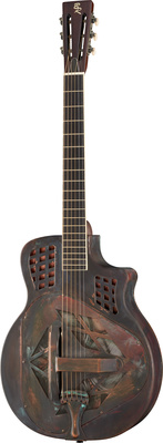 Baton Rouge - RR71TC/14 Red Copper Rust