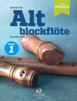 Holzschuh Verlag - Schule für Altblockflöte 1