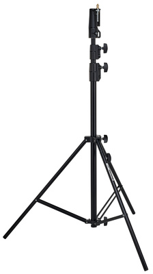 Manfrotto - 007BU Aluminum Stand Bk
