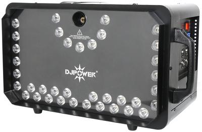 DJ Power - Nebelmaschine H-2VSD