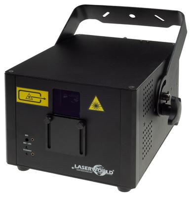 Laserworld - CS 2000RGB FX