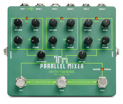 Electro Harmonix - Tri Parallel Mixer