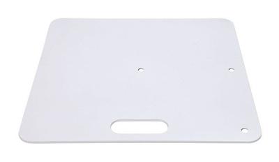 Showtec - P&D Baseplate 45 x 45cm WH