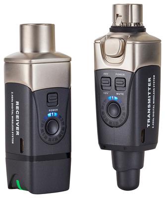 XVive - U3C Microphone Wireless System