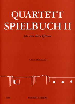 Heinrichshofen's Verlag - Quartett-Spielbuch Blockflöte2