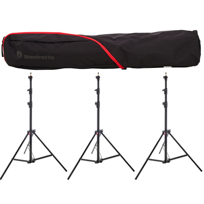 Manfrotto - 1005BAC Ranker Stand Bundle