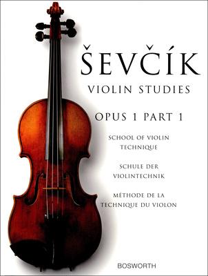 Bosworth - Sevcik Violin Studies op.1 /1