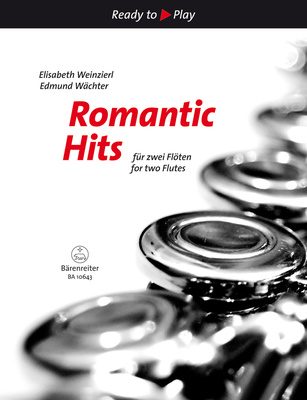 Bärenreiter - Romantic Hits For Two Flutes