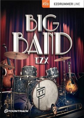 Toontrack - EZX Big Band