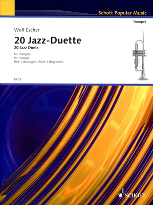 Schott - 20 Jazz-Duette 1