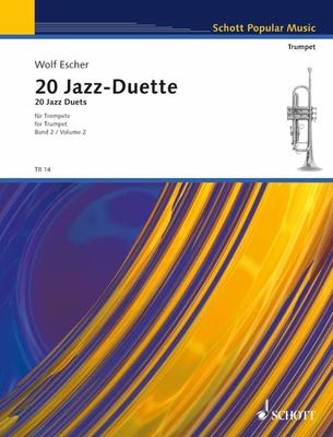 Schott - 20 Jazz-Duette 2