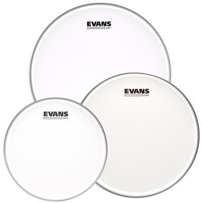 Evans - UV1 Coated Tom Pack 10/12/14