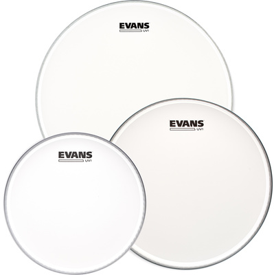 Evans - UV1 Coated Tom Pack 10/12/16