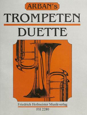 Hofmeister Verlag - Arban's Trompetenduette