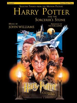 Alfred Music Publishing - Harry Potter Sorcerer Trumpet
