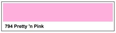 Lee - Filter Roll 794 Pretty `n Pink