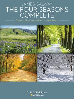 G. Schirmer - Vivaldi Four Seasons Flute