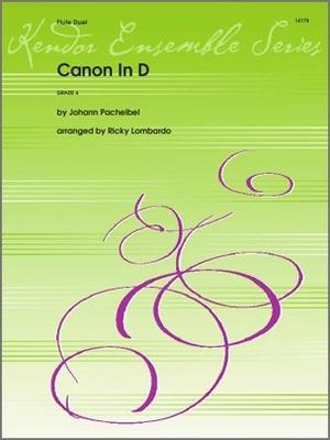 Kendor Music - Pachelbel Canon in D Flutes