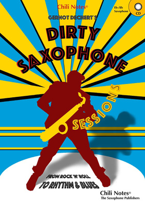 Musikverlag Chili Notes - Dirty Saxophone Sessions